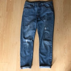 501 Skinny S / 28 x 28 / perfect condition